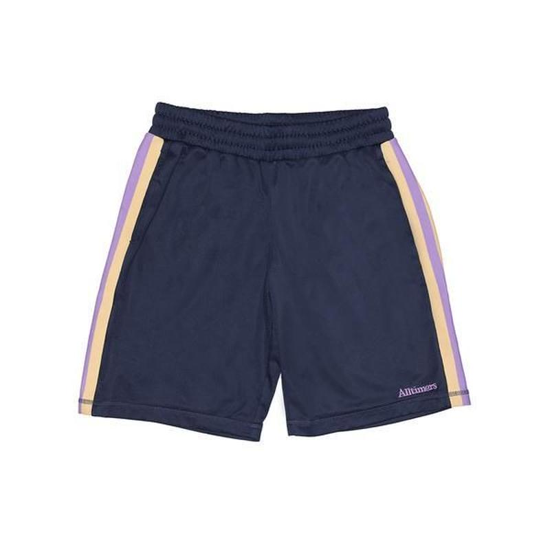 Alltimers / FOREIGN MESH SHORT (NAVY)