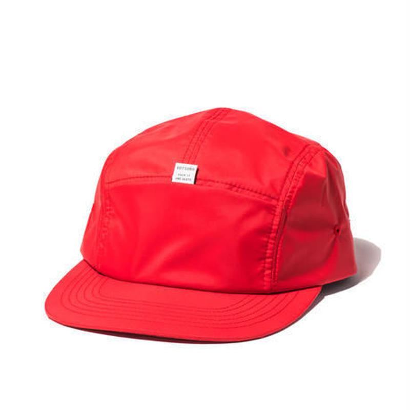 坩堝 | POCKET WATERPROOF 5PANEL CAP (RED)