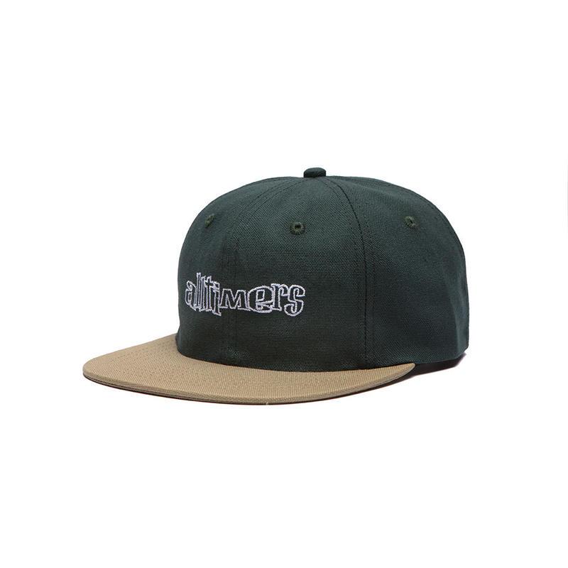 Alltimers / SKA SUCKS HAT (HUNTER GREEN)
