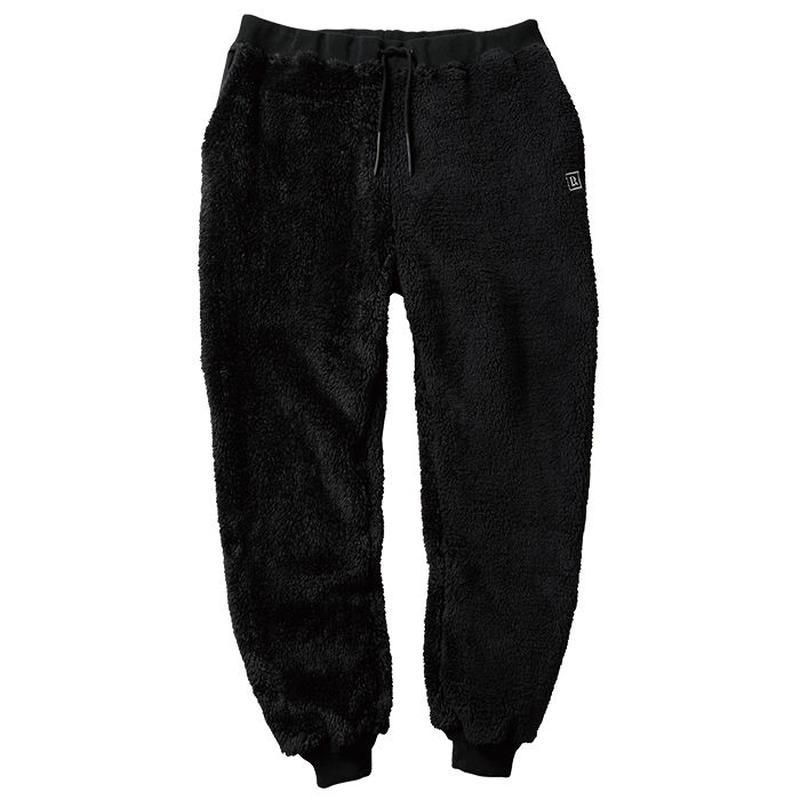 Liberaiders / TACTICAL FLEECE PANTS (BLACK)