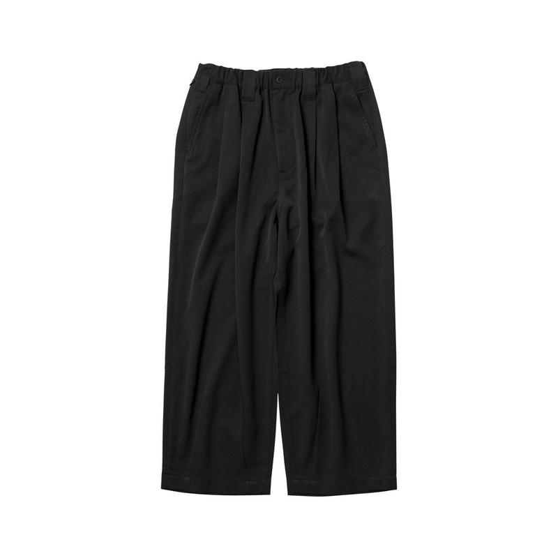 Tightbooth / BAGGY SLACKS (BLACK)