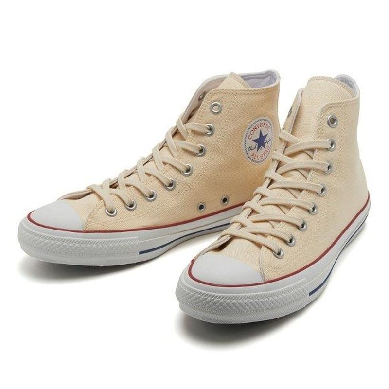 CONVERSE | ALL STAR 100 COLORS HI (NATURAL WHITE)