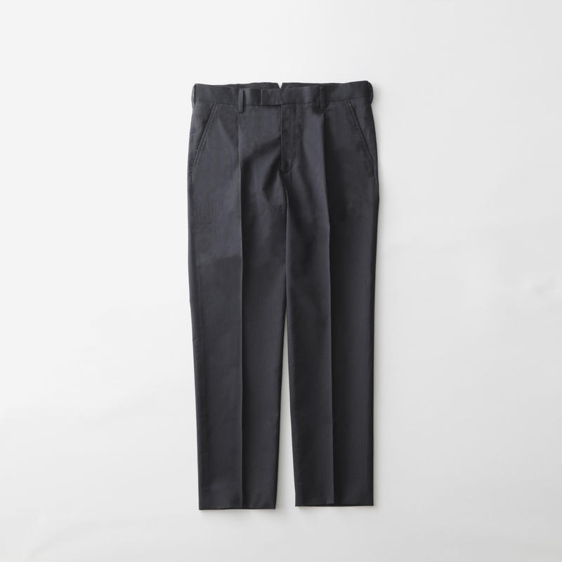 5A SILK COTTON TROUSERS BLACK