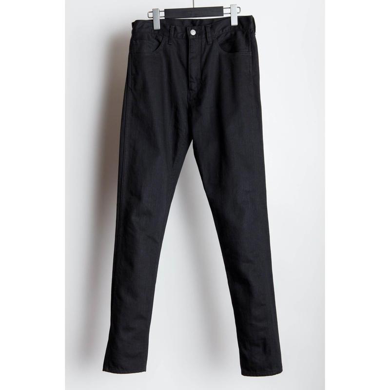 5 Pocket Denim Pants. -Washed-