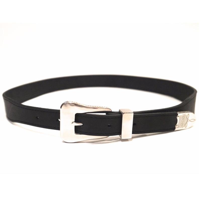 Twisted Western 3 Piece Belt.