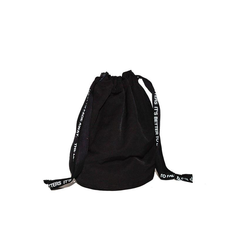 Strap Bag. -Pin OX-