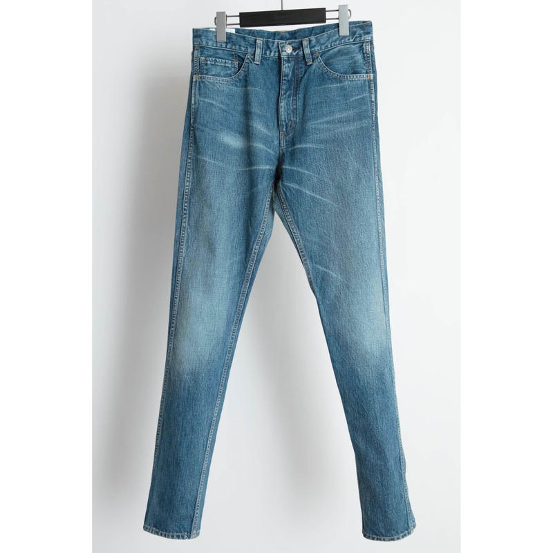 5 Pocket Denim Pants. -Used Washed-