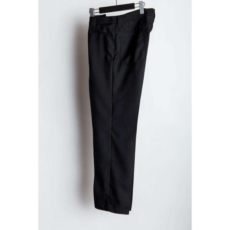 Western Regular Pants.  -Gabardine-