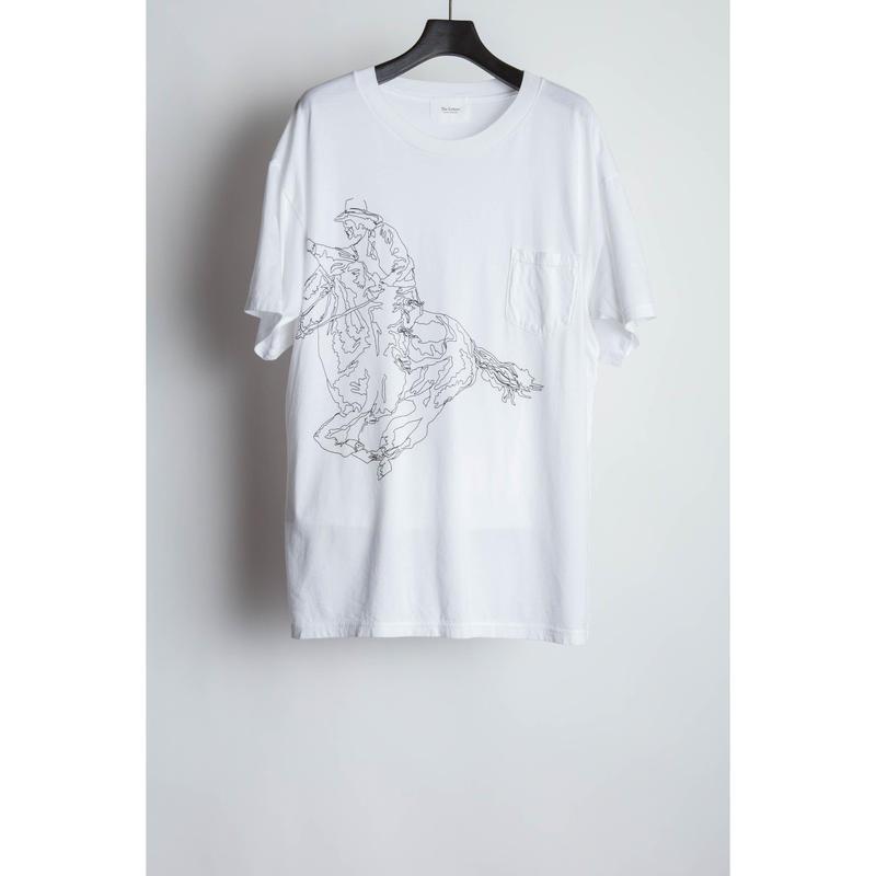 Gun Man Pocket T-shirt.