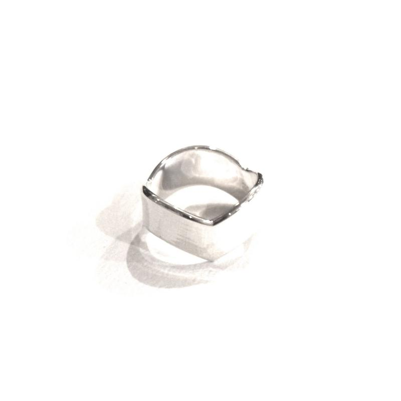 END CUSTOM JEWELLERS / Officer Ring.