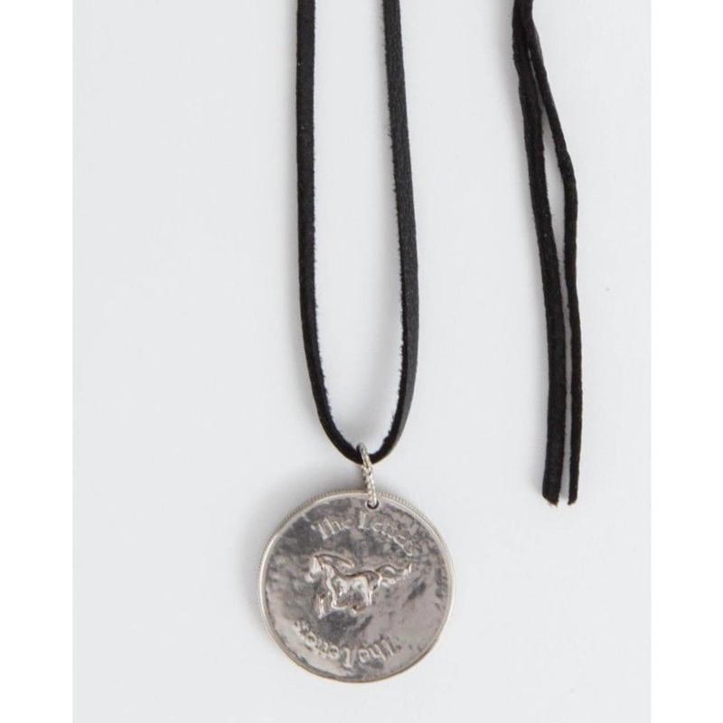 Coin Necklace.