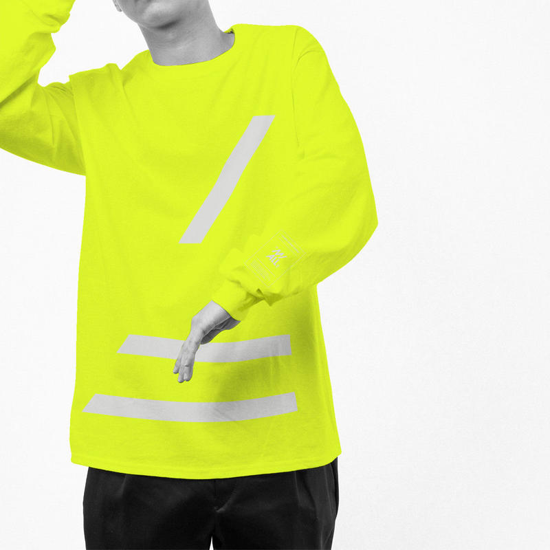 """MATERIAL × THE M/ALL  """"Neon Color, Reflect Ink, Citizen"""""""
