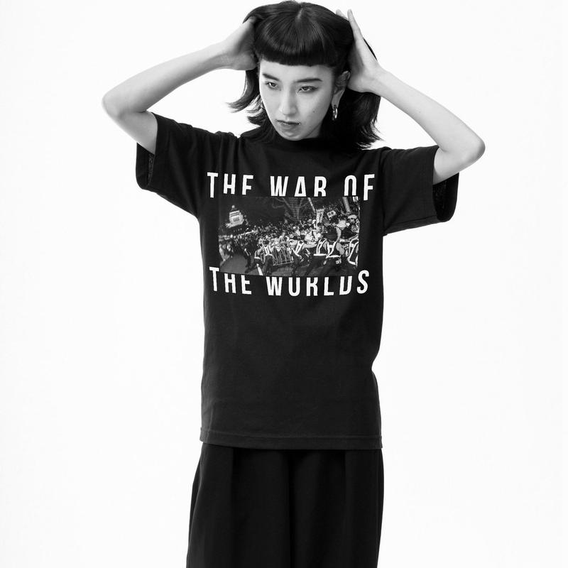 "島崎ろでぃー x COLD VVAR x THE M/ALL  ""THE WAR OF THE WORLDS"""