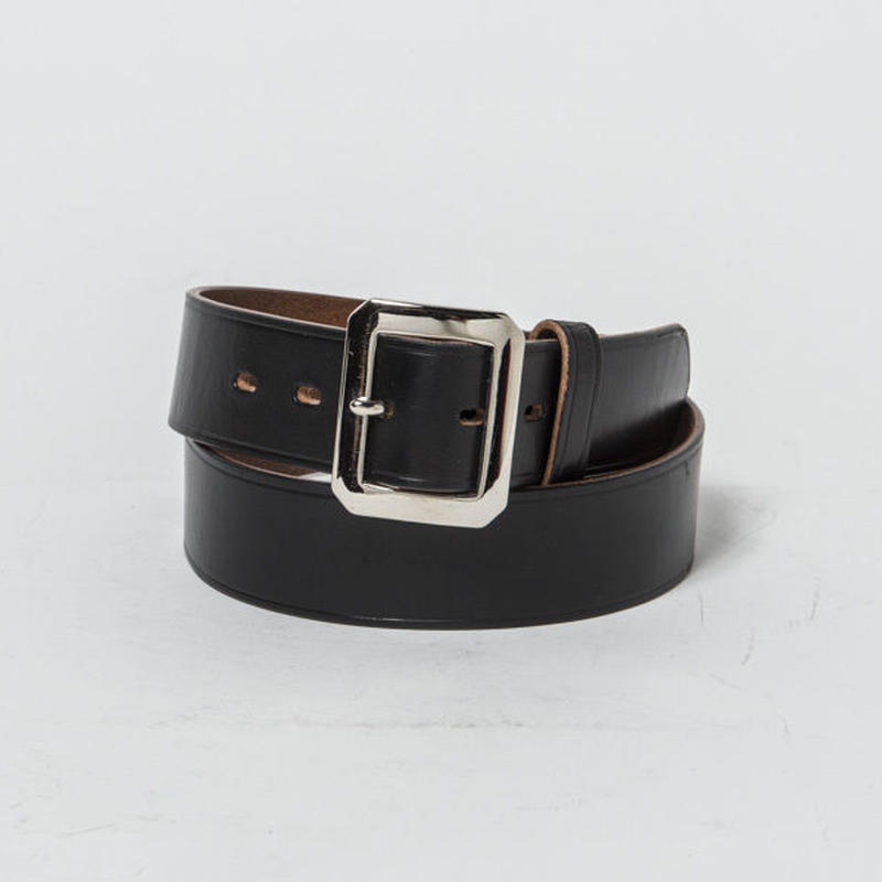 40mm U.K GARRISON BELT (BLACK)