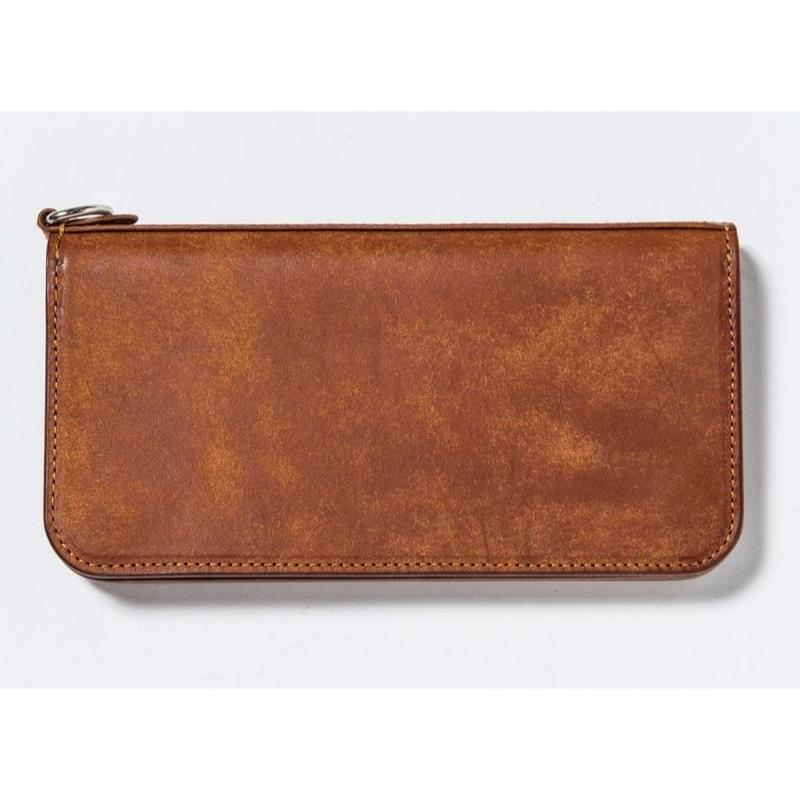 LONG WALLET (CAMEL)