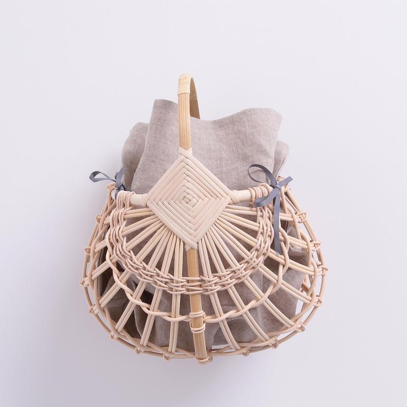 SIRISIRI ARABESQUE Basket S