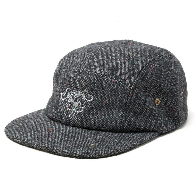 """ADIDAP CAMP CAP """"GRAY"""""""