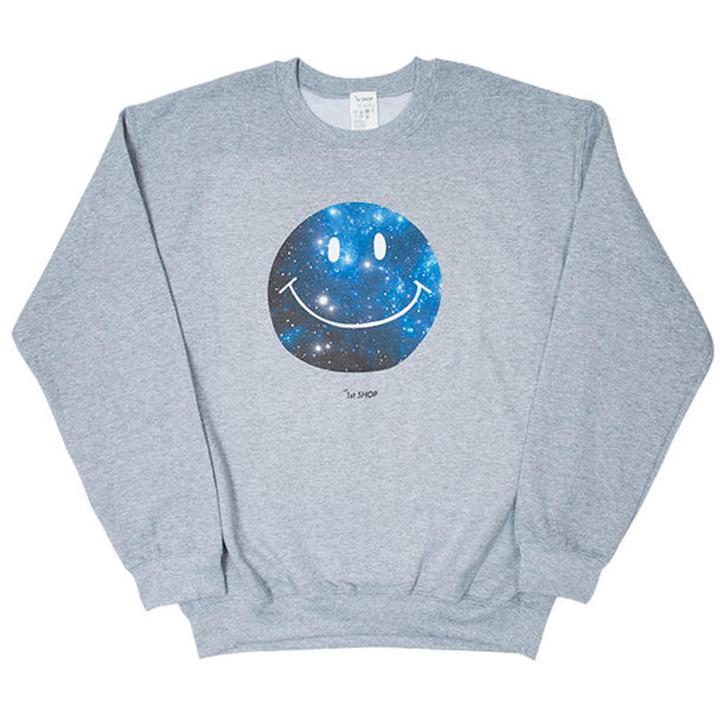 JACKSON MATISSE x THE 1st SHOP Universal Smile Sweat Shirts