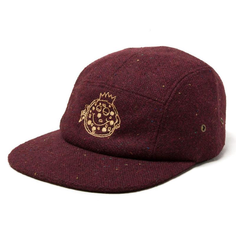 """ADIDAP CAMP CAP """"BURGUNDY"""""""
