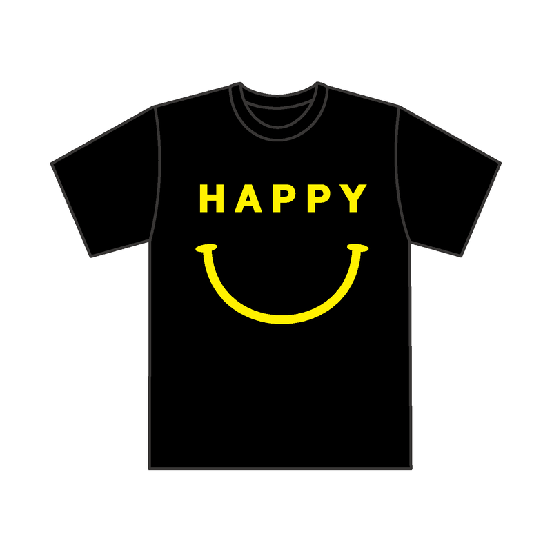 """HAPPY SMILE"" TEE"
