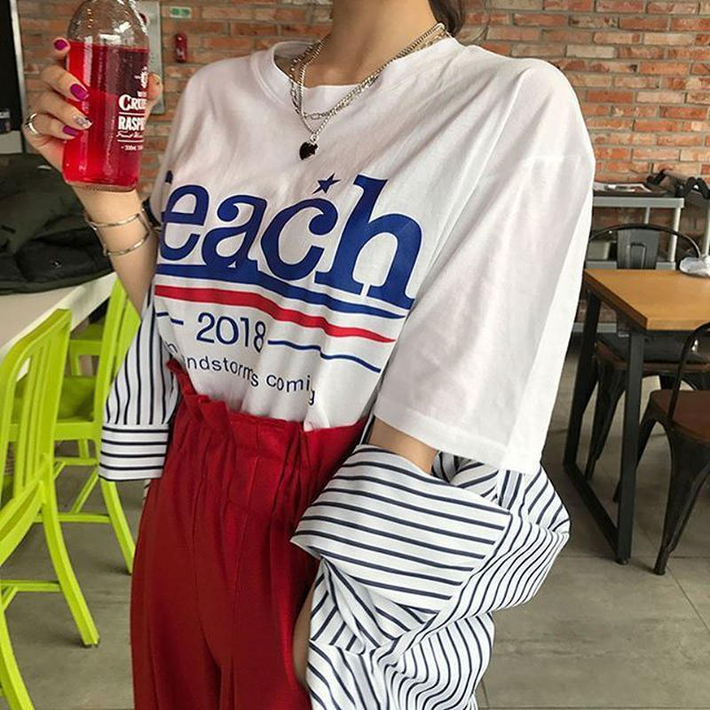 BEACH Tシャツ☆ladies