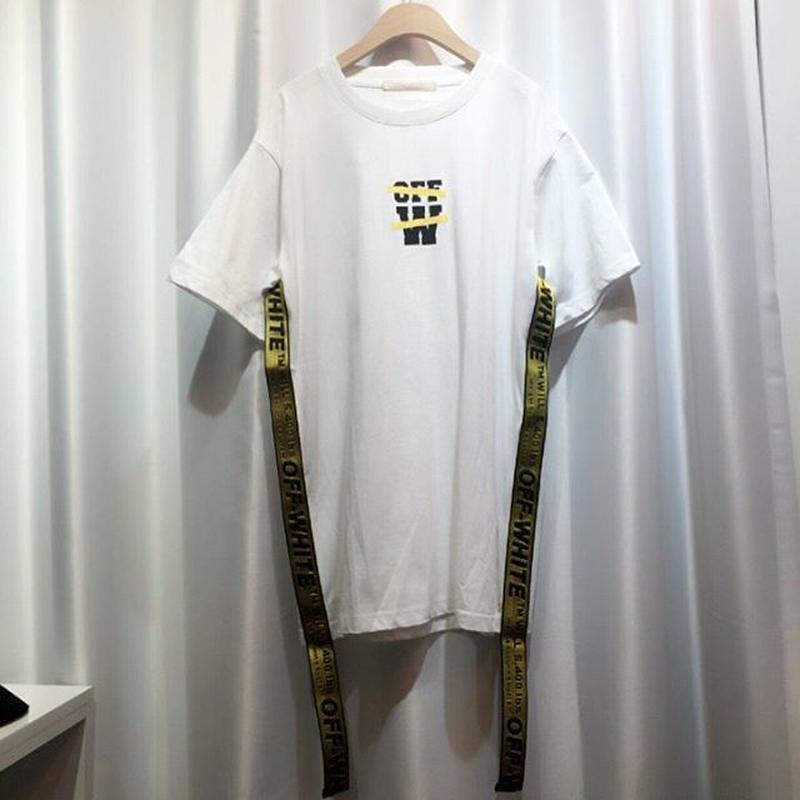 リボンTシャツ☆ユニセックス