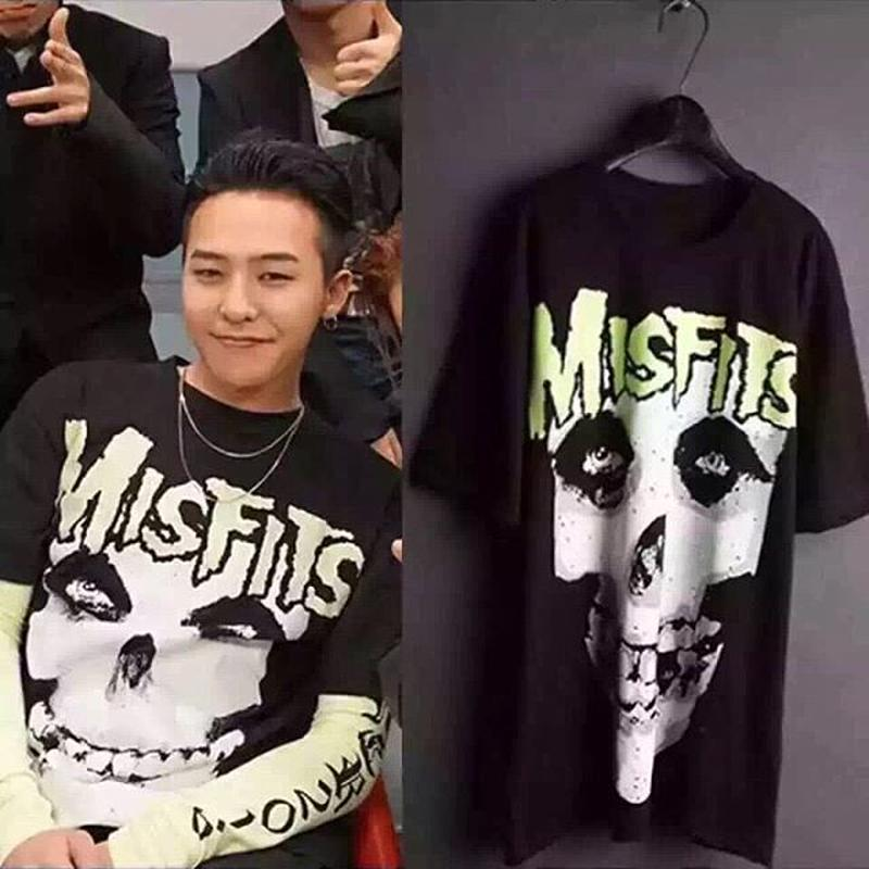 misfitsTシャツ☆size XL