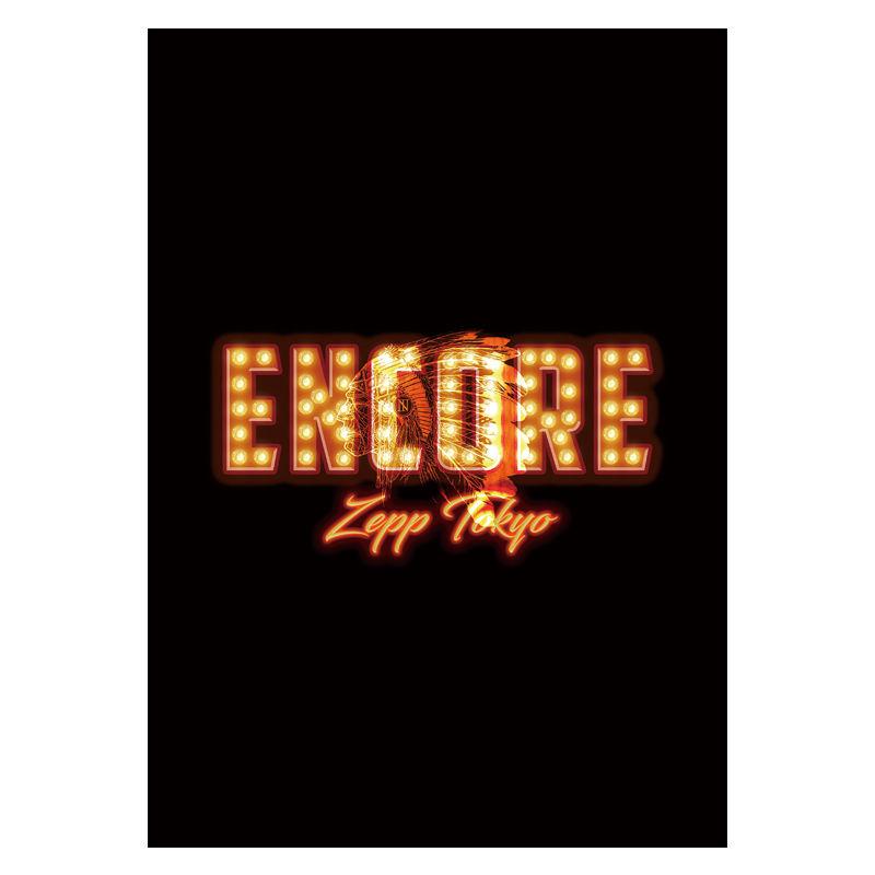 The BONEZ LIVE Blu-ray 「The BONEZ TOUR 「WOKE」-ENCORE- @ Zepp Tokyo 」/  TBRD-0202