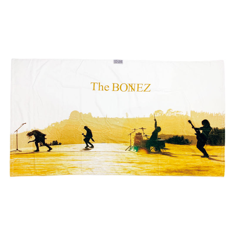 LEUS x The BONEZ SURF TOWEL