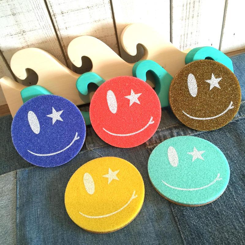 Smile coaster