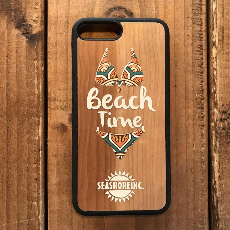 i phon case 7Plus  (beach time)