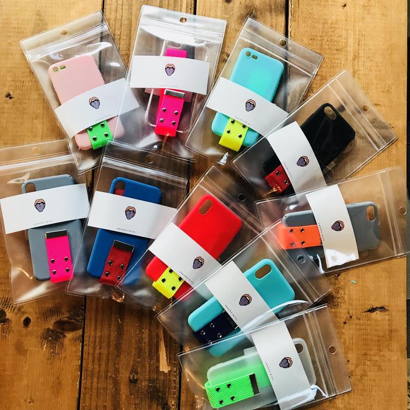 color I Phone case [gatya]