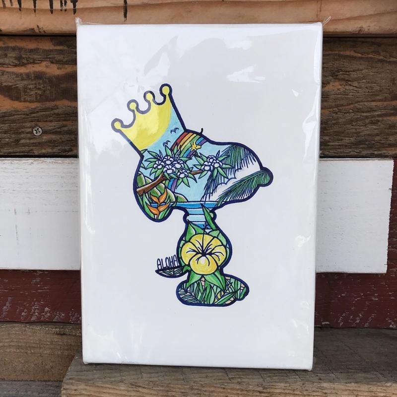 Aloha  Snoo
