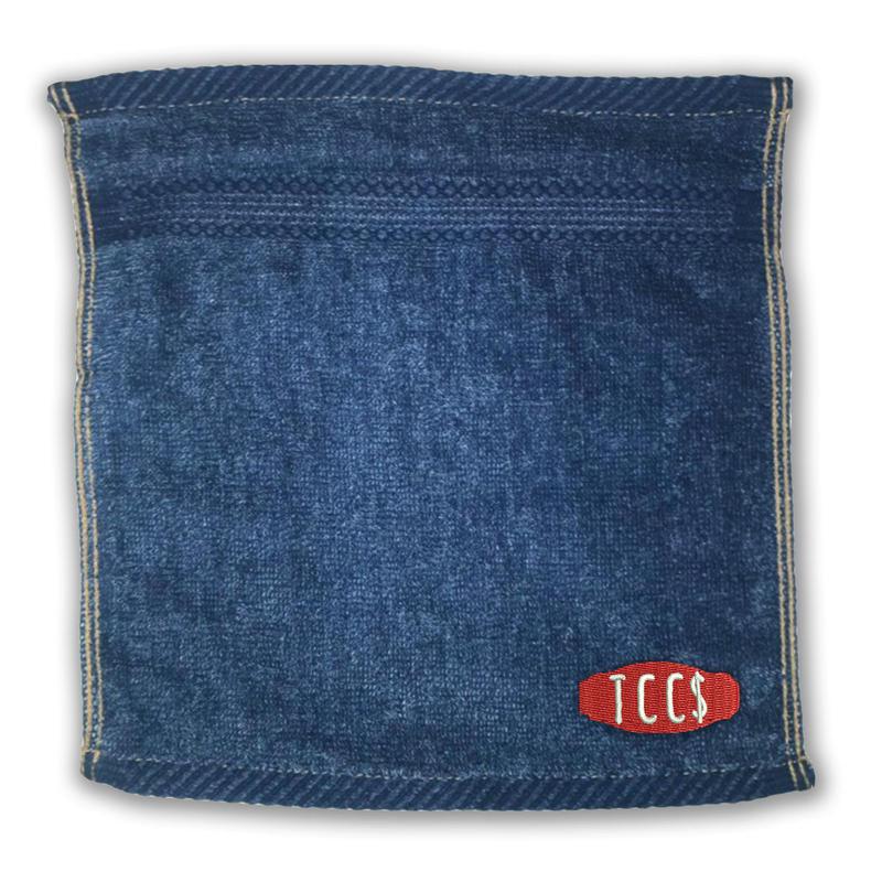 HAND TOWEL - INDIGO