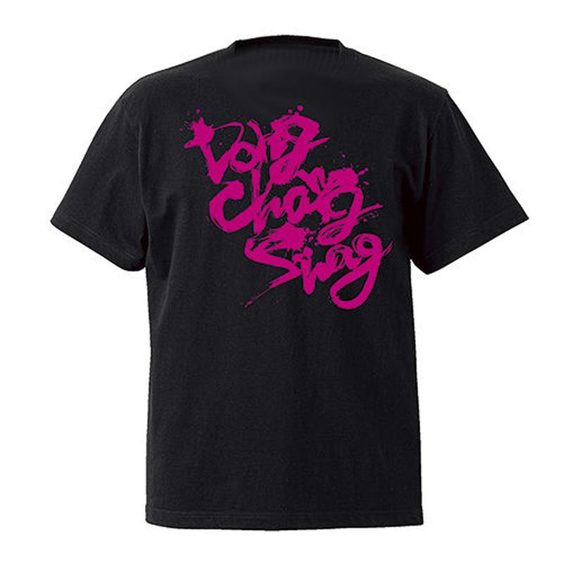 DONG CHANG SWAG TEE:BLACKxPINK