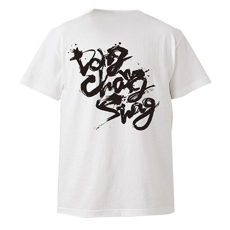 DONG CHANG SWAG TEE:WHITE