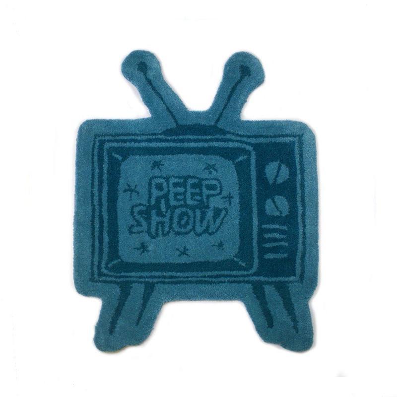 PEEP SHOW RUG
