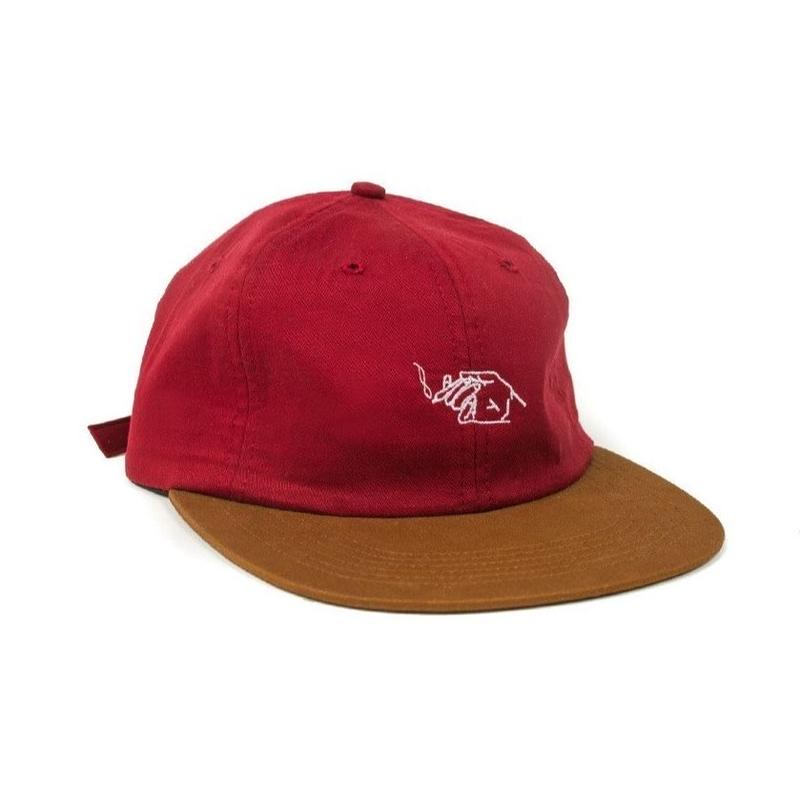 LIT SNAPBACK - WINE AND COCOA
