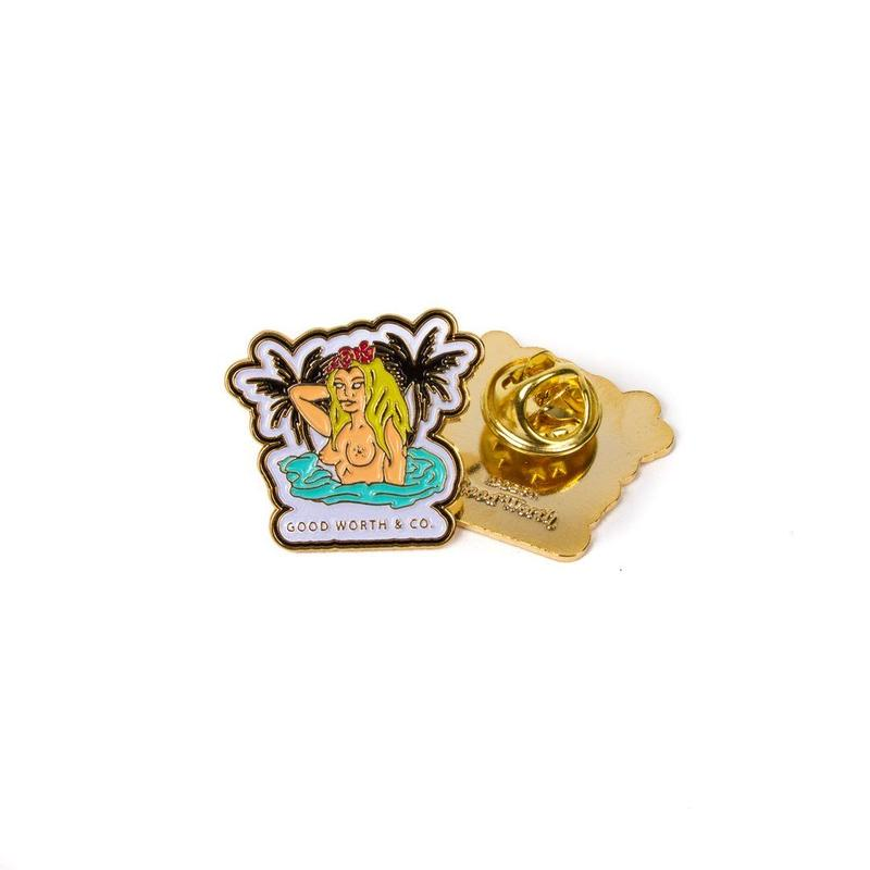 HAWAII PIN