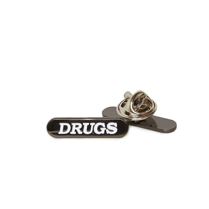 Drugs Pin