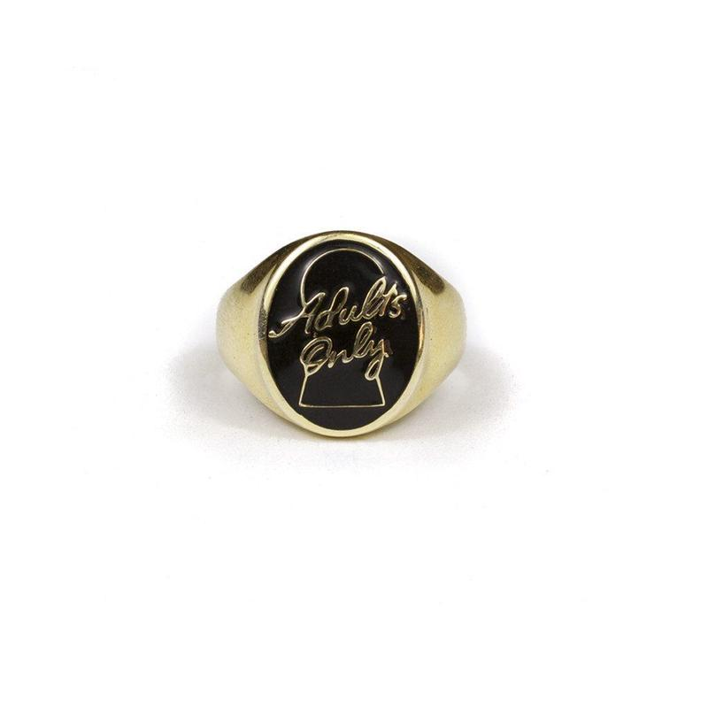 ADULTS ONLY RING