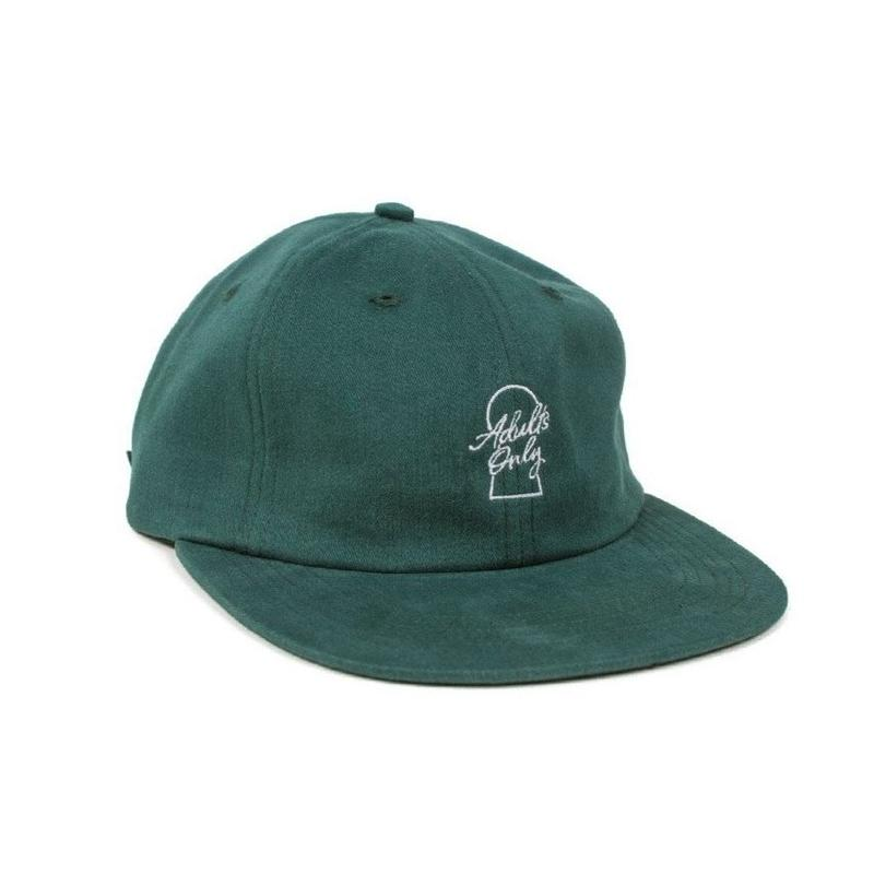 ADULTS ONLY STRAPBACK - FOREST