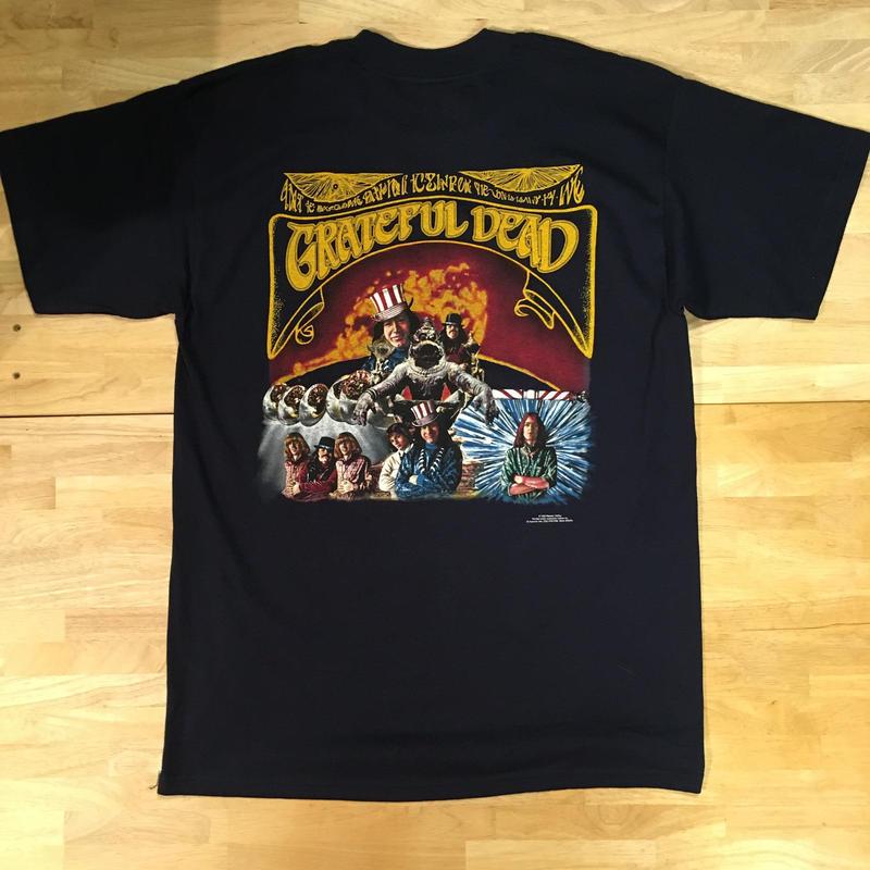 gratefuldead Tシャツ  ファーストアルバム