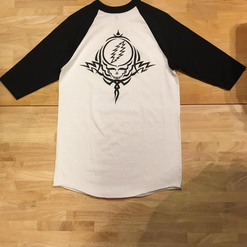 gratefuldead ベースTボールTシャツ youth L