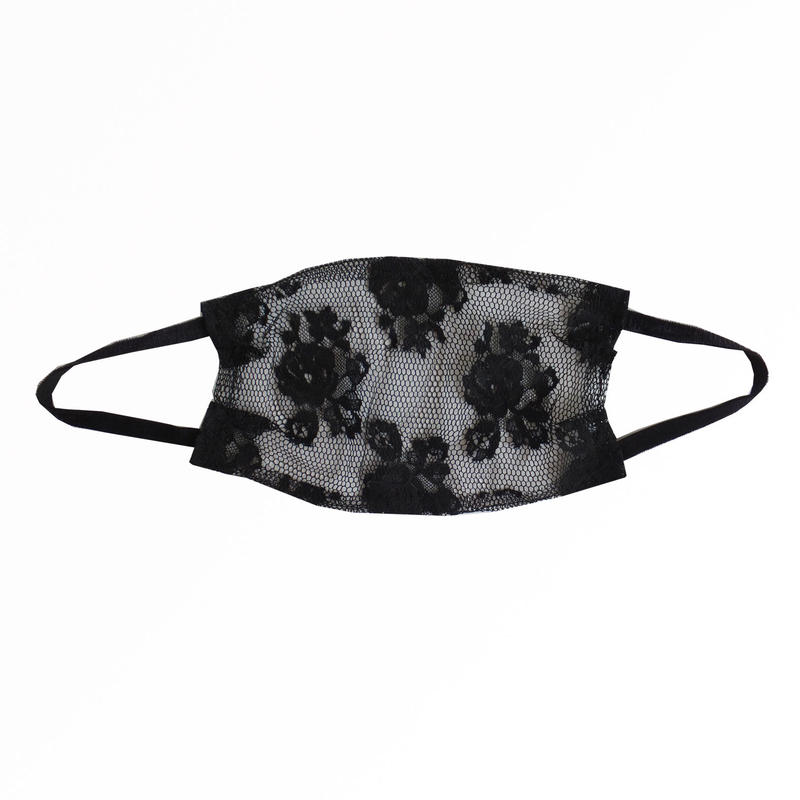 Love lacy Mask-Black