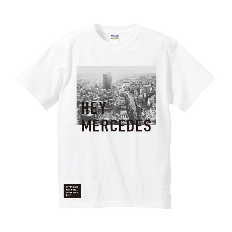 Hey Mercedes Japan Tour 2017 | Tee Shirt