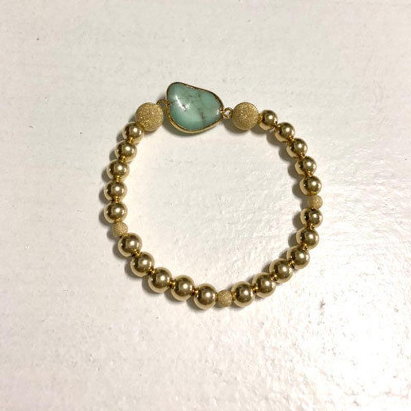 mauimarioceanjewelry B Druzy Gold (Y592)
