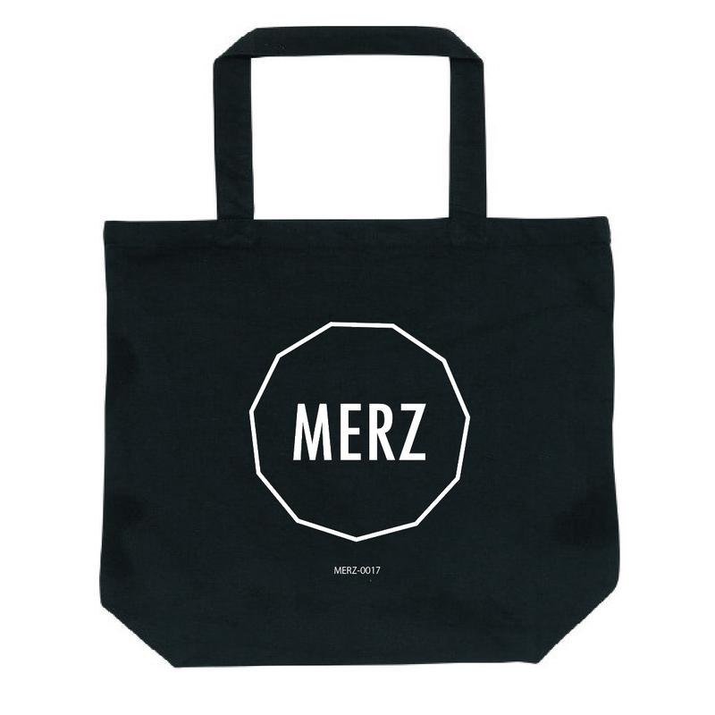 MERZ Logo Bag (Black) (MERZ-0017)