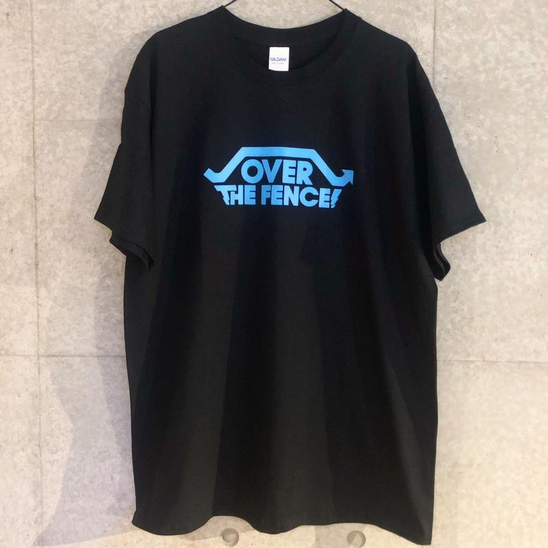OVER THE FENCE Tシャツ(black)