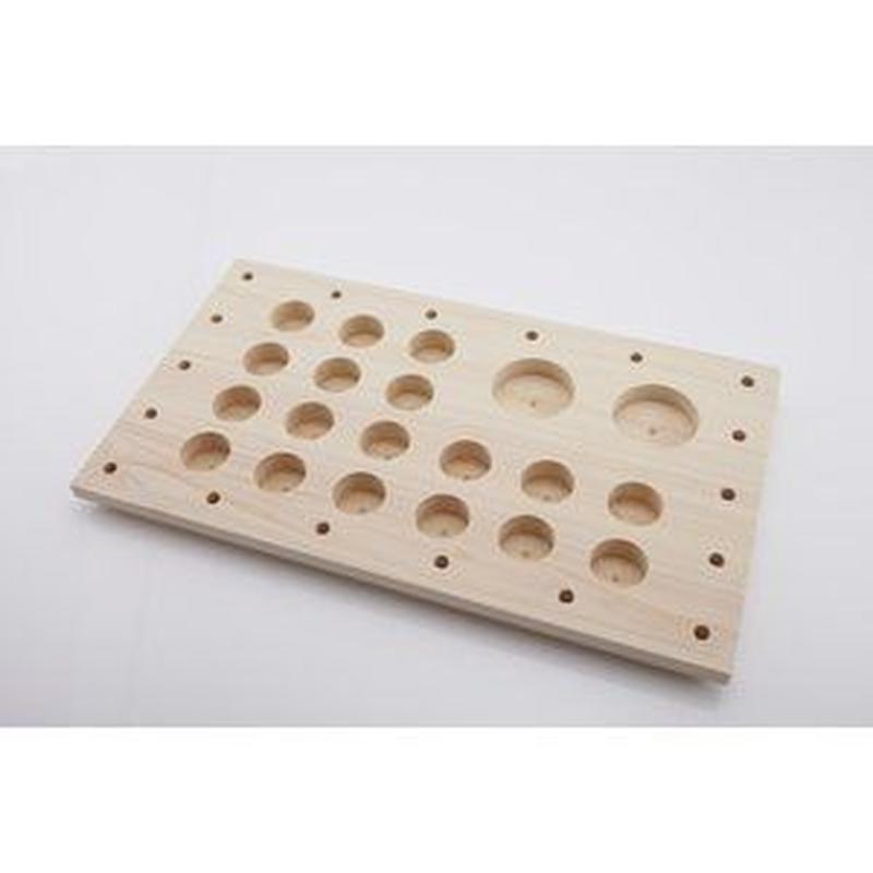 Z01ディスプレイプレート(木製)